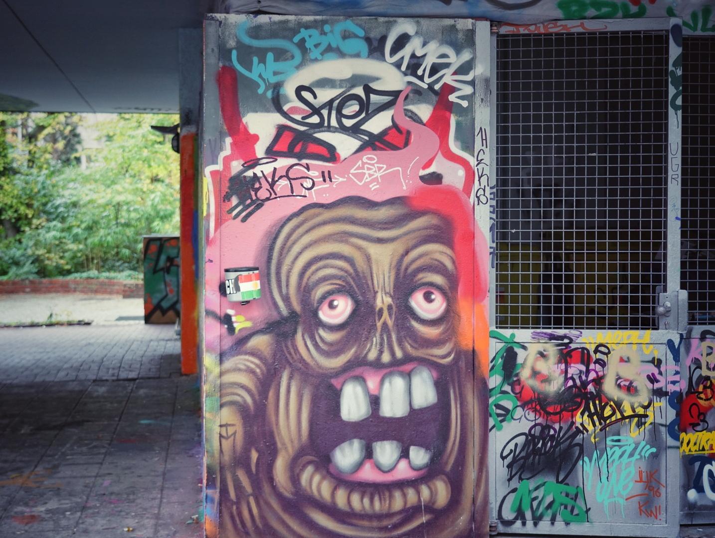 Street Art of berlin