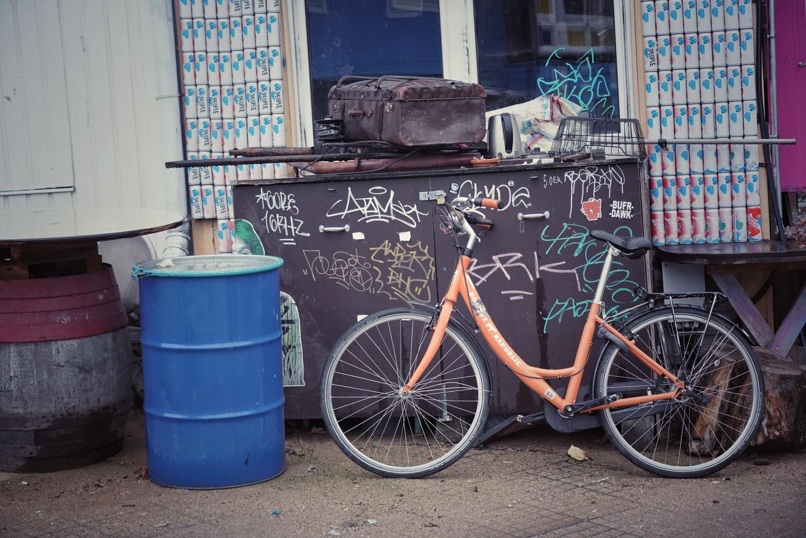 Cycles of Berlin
